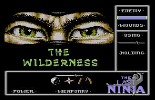 The Last Ninja C64 23