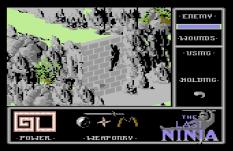 The Last Ninja C64 32