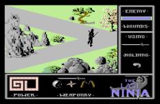 The Last Ninja C64 33