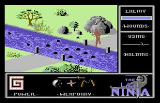 The Last Ninja C64 42