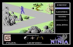 The Last Ninja C64 43
