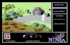 The Last Ninja C64 44