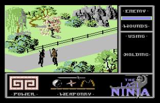 The Last Ninja C64 53