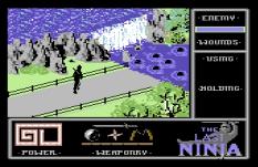 The Last Ninja C64 54