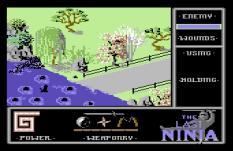The Last Ninja C64 55