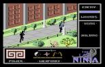 The Last Ninja C64 60