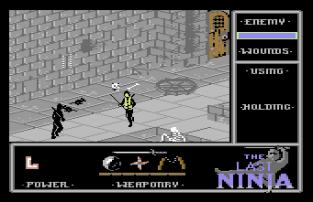 The Last Ninja C64 64