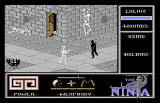The Last Ninja C64 67