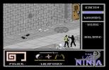 The Last Ninja C64 70