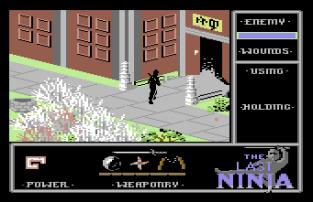 The Last Ninja C64 75