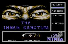 The Last Ninja C64 76