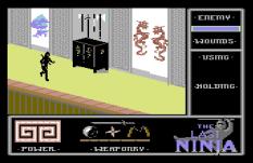 The Last Ninja C64 77