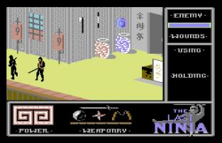 The Last Ninja C64 78