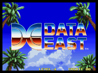 Windjammers Neo Geo 01