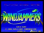 Windjammers Neo Geo 02
