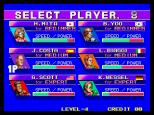 Windjammers Neo Geo 04
