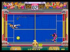 Windjammers Neo Geo 10