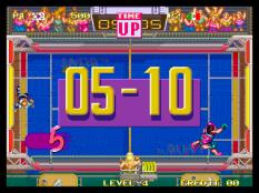 Windjammers Neo Geo 11