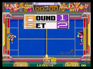 Windjammers Neo Geo 12