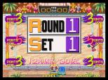Windjammers Neo Geo 19