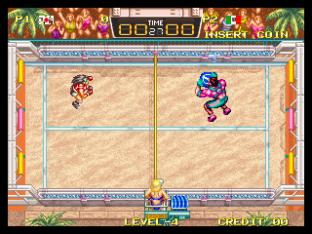 Windjammers Neo Geo 20