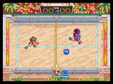 Windjammers Neo Geo 21