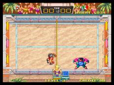 Windjammers Neo Geo 22