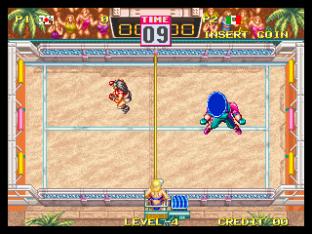 Windjammers Neo Geo 23