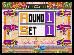 Windjammers Neo Geo 31