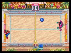 Windjammers Neo Geo 32
