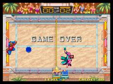 Windjammers Neo Geo 33