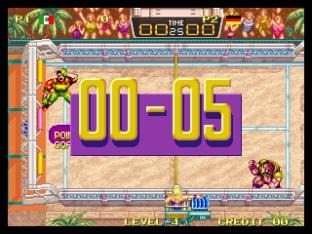 Windjammers Neo Geo 34