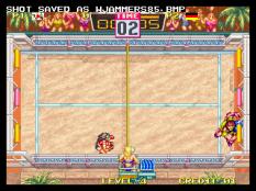 Windjammers Neo Geo 43