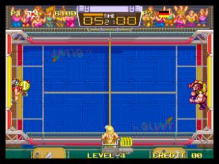 Windjammers Neo Geo 53