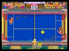 Windjammers Neo Geo 54
