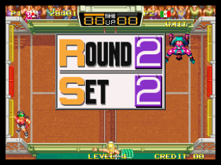 Windjammers Neo Geo 67