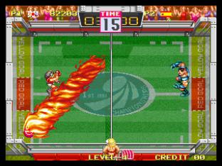 Windjammers Neo Geo 86