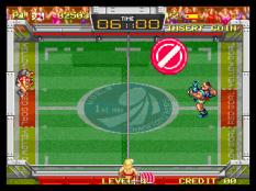 Windjammers Neo Geo 88