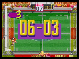 Windjammers Neo Geo 89