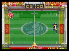 Windjammers Neo Geo 92