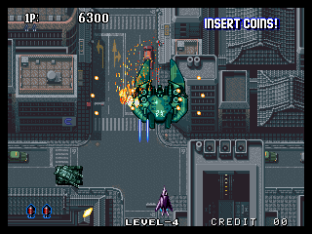 Aero Fighters 2 Neo Geo 009