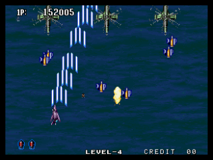 Aero Fighters 2 Neo Geo 042