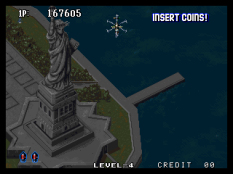 Aero Fighters 2 Neo Geo 044