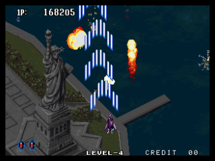 Aero Fighters 2 Neo Geo 045