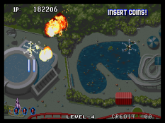 Aero Fighters 2 Neo Geo 054
