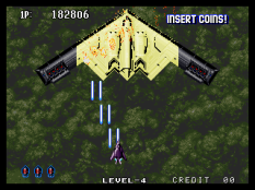 Aero Fighters 2 Neo Geo 055