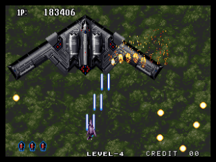 Aero Fighters 2 Neo Geo 056
