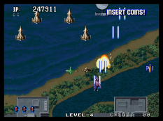 Aero Fighters 2 Neo Geo 076