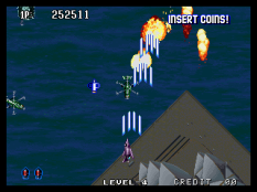 Aero Fighters 2 Neo Geo 077