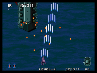 Aero Fighters 2 Neo Geo 078
